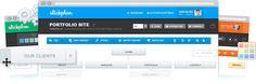 Sitemap Design, Tool Design, Web Design, Site Map, Portfolio Site, Content, Learning, Simple
