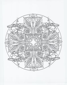 Creative Haven MANDALAS Coloring Book Deluxe Edition 4 Books In 1 Dover Marty Noble Alberta Hutchinson