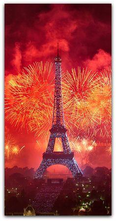 Happy New Year 2014 - Tour Eiffel from Montparnasse tower, Paris, France Paris Tour, Paris 3, I Love Paris, Paris Torre Eiffel, Paris Eiffel Tower, Places To Travel, Places To See, Beautiful World, Beautiful Places