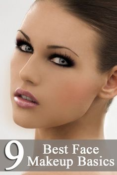 Basics Of Face Makeup