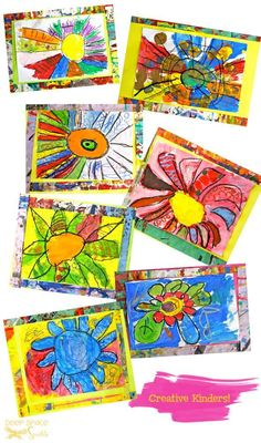 Kinder-pattern-project