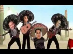 Luis Alberto Aguilera, Joao Aguilera, y y Borja en EL MUSICAL DE JUAN G...