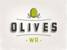 Logo Design: Olives