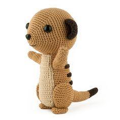 Häkelanleitung Erdmännchen - Sabrina's Crochet