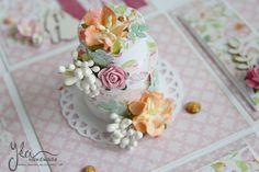 Cake in exploding box Paper Boxes, Exploding Boxes, Cake, Desserts, Food, Tailgate Desserts, Deserts, Kuchen, Essen