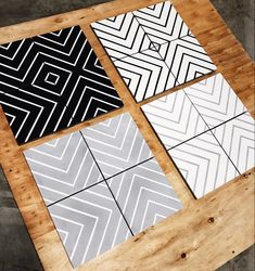 The Handmade Cement Tiles in Maze Labyrinth have been a popular choice of our customers. They are now back in stock and in Four different color variations! Home Renovation, Home Remodeling, Upstairs Bathrooms, Deco Design, Tile Floor, Home Improvement, At Least, Sweet Home, New Homes