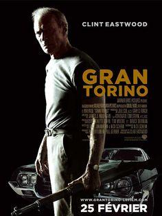 Gran Torino est un film de Clint Eastwood avec Clint Eastwood, Bee Vang. Synopsis : Walt Kowalski est un ancien de la guerre de Corée, un homme inflexible, amer et pétri de préjugés surannés. Après des années de travail à la chaîne, i