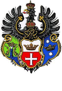 coat of arms Königsberg, East Prussia