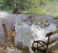 Coisas de Terê→ Hanna Hirsch - 1864/1940 - Suécia.