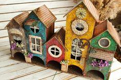 чайный домик миниатюра
