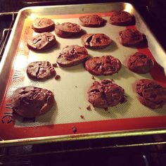 chocolate cookes.