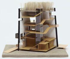 knut hamsun centre - Steven Holl Architects