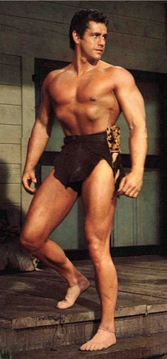 Gordon Scott-Tarzan loved this guy when I was 10 years old