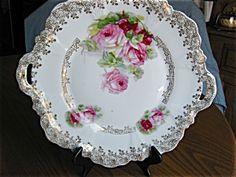 Bavarian China Manufacturers | Co. Bavarian Cake Platter (Z, S & Co. China) at More Than ...