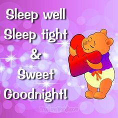 Sleep well sleep tight and sweet goodnight good night angel, night lo Good Night Hug, Good Night Angel, Good Night Prayer, Good Night Friends, Good Night Blessings, Good Night Wishes, Good Night Sweet Dreams, Good Night Image, Good Night Quotes