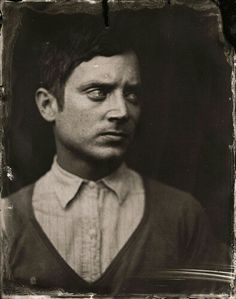 Photographer Wills takes 1860's style portraits of celebrities at Sundance Festival. Source: Huffington Post
