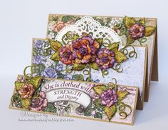 Designs by Marisa: Heartfelt Creations - Classic Rose Collection