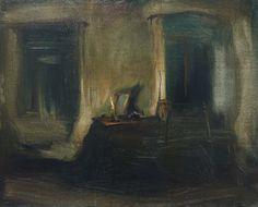Konrad Krzyżanowski - Room - 1908