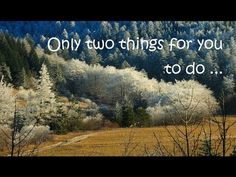 ▶ Abraham Hicks: Only Two Things For You To Do -