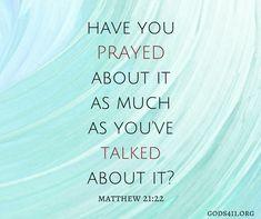 Matthew 21:22   Bible Verses