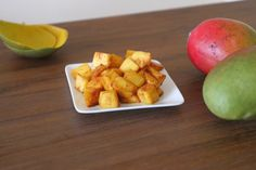 This is a simple side dish or snack recipe that's great for your baby, and you'll enjoy it too!