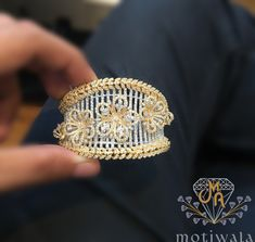 Bracelets – Page 23 Diamond Bracelets, Gold Bangles, Bangle Bracelets, Diamond Jewellery, Gems Jewelry, Fine Jewelry, Latest Ring Designs, Bangle Set, Gold Set