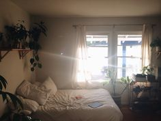 beautiful bedroom morning...