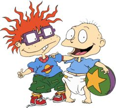 Tommy and Chuckie will always be BFF's
