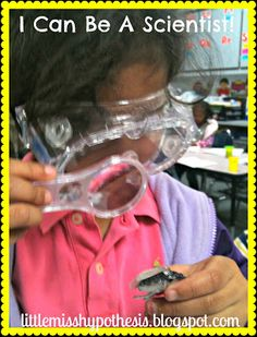Little Miss Hypothesis - Lessons from the Science Lab: Im Going Buggy!