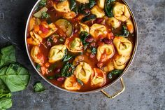 Recipe for loaded Minestrone in english scroll down the page