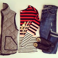I need this whole outfit!! women's fashion CLICK THE PICTURE and Learn how to EARN MONEY while having fun on Pinterest
