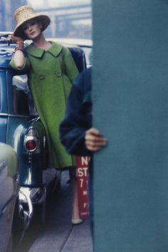 Harper's Bazaar, Fashion photography, 1959