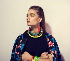 Aurélie Bidermann Jewelry at The Webster Miami ! Exclusive neon Copacabana & Do Brasil Miami, Neon, Jewelry, Fashion, Moda, Jewlery, Jewerly, Fashion Styles, Schmuck