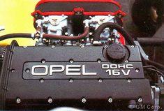 opel rennmotor | Ascona C Info Seite - C20XE - 2.0i 16V Motor