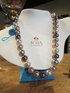 Joia de Majorca pearl necklace