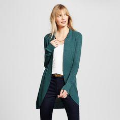 Women's Cardigans - Merona Country Clover Xxl, Green