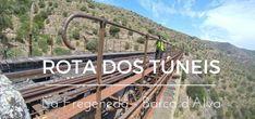 A Rota dos Túneis corresponde a um trilho que segue a antiga linha de comboio que ligava Barca d'Alva a La Fregeneda, na linha que ligava Porto e Salamanca.