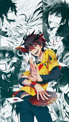15 Creepy & Dark Anime Characters Who Will Make You Shiver Anime W, Fan Anime, Anime Life, Otaku Anime, I Love Anime, Anime Style, Nogame No Life, Dibujos Anime Chibi, Ecchi