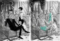 Deluxe - So Much Better, David Rowe, Fin Review | Political Cartoons Australia