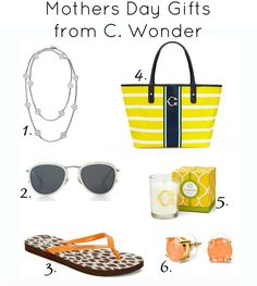 Mother's Day Gifts from C. Wonder #CWonderMothersDay