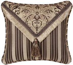 Luxury Bedding Solutions - Broderick 14x16 Decorative Pillow 2115, $103.99 (http://www.luxurybeddingsolutions.com/broderick-14x16-decorative-pillow-2115/)