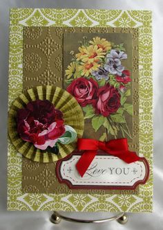 I came, I saw, I created.: Anna Griffin ALL ABOUT LOVE Card Kit ~ Set 3 Me to You
