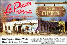"""AWESOME restaurant!  Mesilla, New Mexico, More Interesting than Awesome.  But a must """"go to"""" if your near it."""