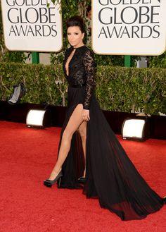 Eva Longoria Photos: 70th Annual Golden Globe Awards - Arrivals