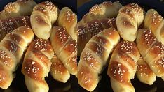 Bakery Recipes, Pretzel Bites, Hot Dog Buns, Baked Goods, Sushi, Food And Drink, Sweets, Snacks, Cookies