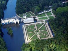 Chateau de Chenonceau on the Cher river, France. (scheduled via http://www.tailwindapp.com?utm_source=pinterest&utm_medium=twpin&utm_content=post32336624&utm_campaign=scheduler_attribution)