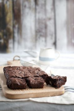 chocolate brownies #MilkEveryMoment
