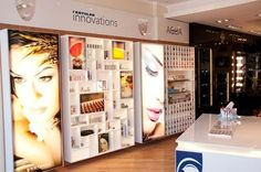 Kryolan has a store in Chicago!  Its the only other one in the U.S. besides California :)  #ridecolorfully