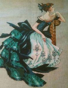 Portrait of Veronica Cross Stitch Boards, Cross Stitch Alphabet, Cross Stitch Kits, Cross Stitch Designs, Cross Stitch Patterns, Cross Stitching, Cross Stitch Embroidery, Tunisian Crochet Patterns, Cross Stitch Collection