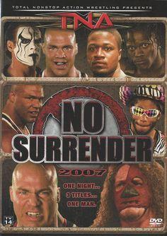 TNA Wrestling: No Surrender 2007 (DVD)